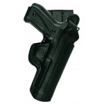 Duty holster Leather